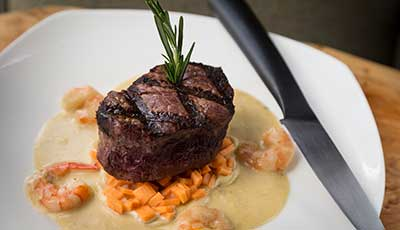 Fine Dining in Edenton, North Carolina - Steak