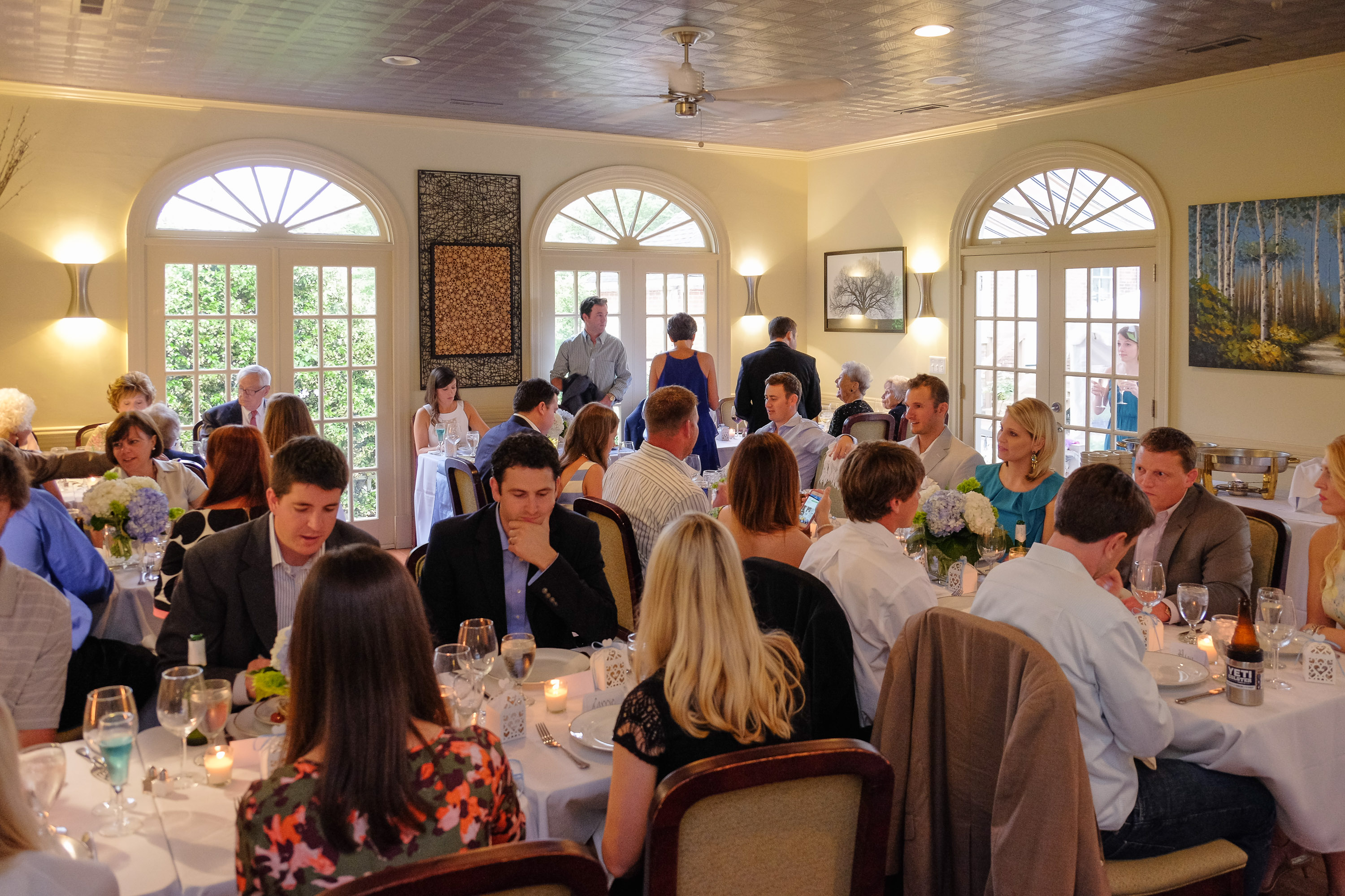 Events at an Edenton, NC Restaurant