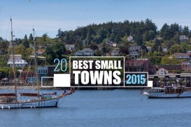 Best Small Towns